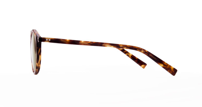 TYPE Optima Regular-Tortoise Sunglasses [鯖江産/ラウンド]  2