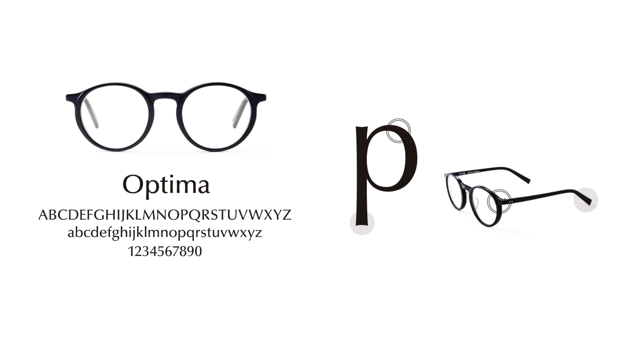 TYPE Optima Bold-Clear Sunglasses [鯖江産/ラウンド]  3