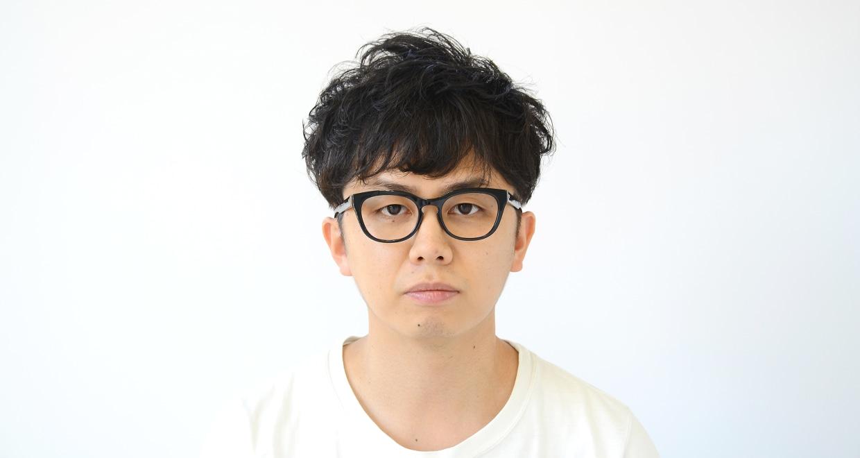 TYPE Friz Quadrata Regular-Black [黒縁/鯖江産/ウェリントン]  4