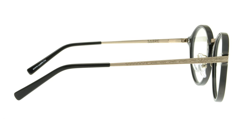 セイバー FUDGE SV226-112J [黒縁/丸メガネ]  1