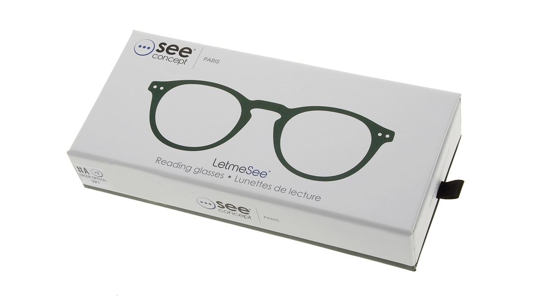 イジピジ リーディンググラス +2.0 #A-GREEN CRYSTAL SOFT [老眼鏡/丸メガネ/緑]  7