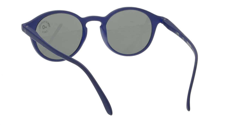 イジピジ サングラス #D-SUN NAVY BLUE SOFT [ボストン]  2