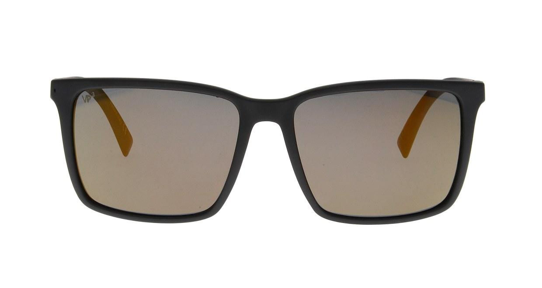 ボンジッパー AE217023-BLACK SATIN/GOLD GLO 偏光レンズ [ウェリントン]  3