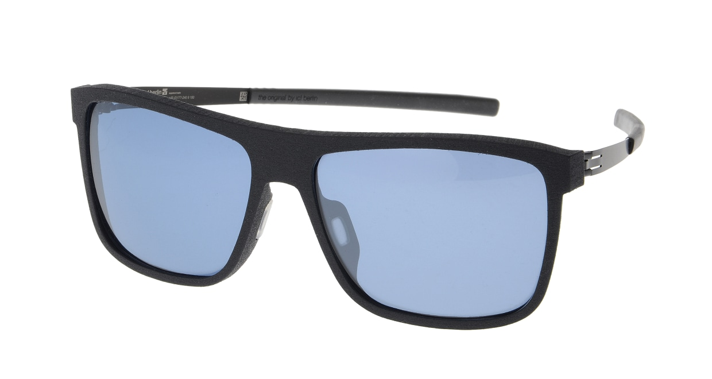 アイシーベルリン 110 Im Dol-black-frozen mirrored blue [バタフライ]