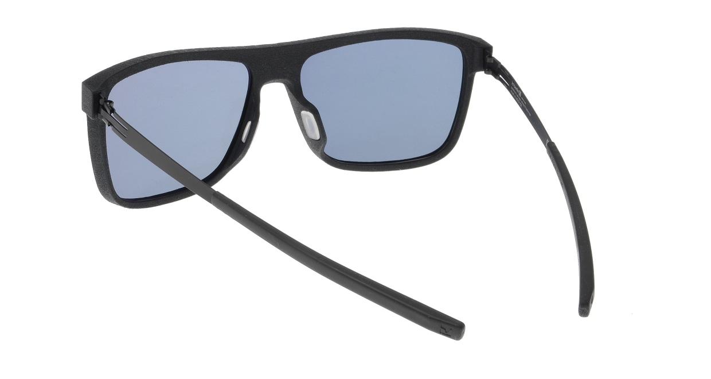 アイシーベルリン 110 Im Dol-black-frozen mirrored blue [バタフライ]  2