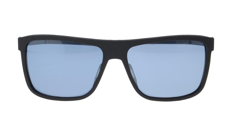 アイシーベルリン 110 Im Dol-black-frozen mirrored blue [バタフライ]  3