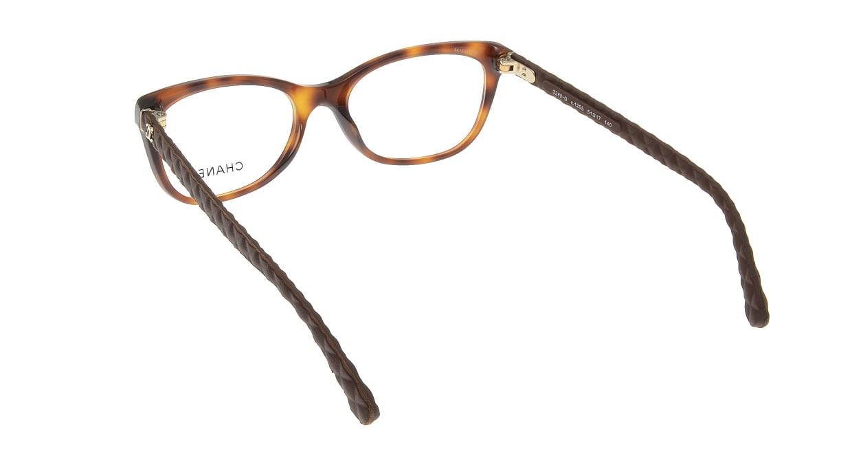 シャネル CH3288Q-1295-51 Havana Brown Rubber [ウェリントン/べっ甲柄]  2