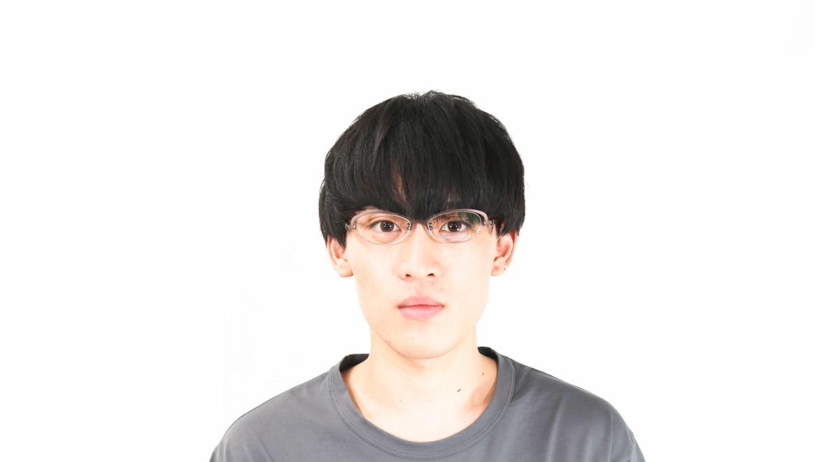 オニメガネ OG7201-BR [メタル/鯖江産/ハーフリム/オーバル/茶色]  4