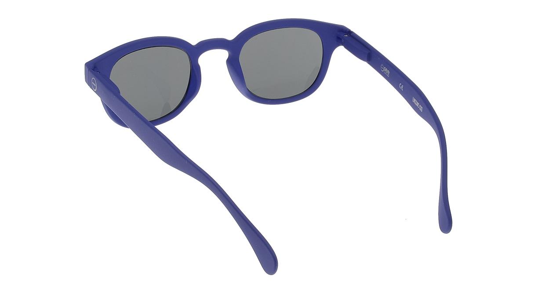 イジピジ サングラス #C-SUN NAVY BLUE SOFT [ウェリントン]  2