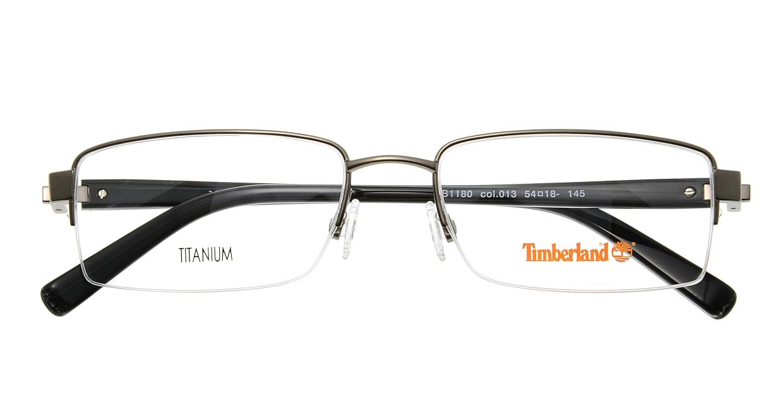 ティンバーランド TB1180-013 [メタル/ハーフリム/スクエア/安い/茶色]  3
