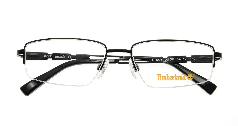ティンバーランド TB1226-002 [メタル/ハーフリム/スクエア/安い]  2