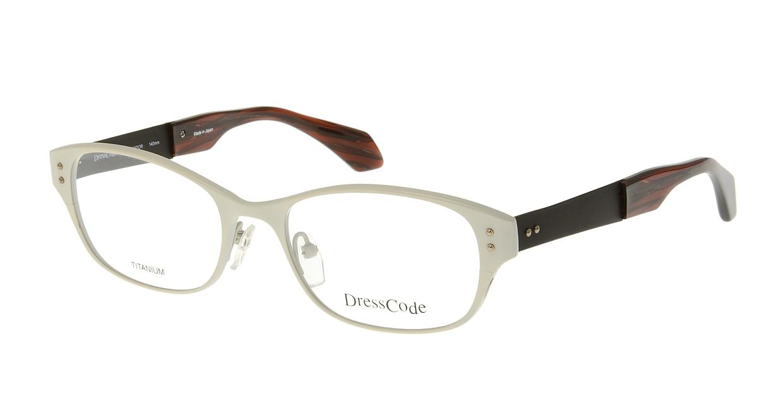 ドレスコード RIGIDOR-DC22247-BE [メタル/鯖江産/ウェリントン/グレー]