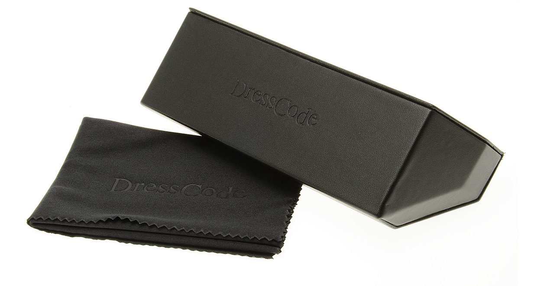 ドレスコード RIGIDOR-DC22247-BK [メタル/鯖江産/ウェリントン]  5