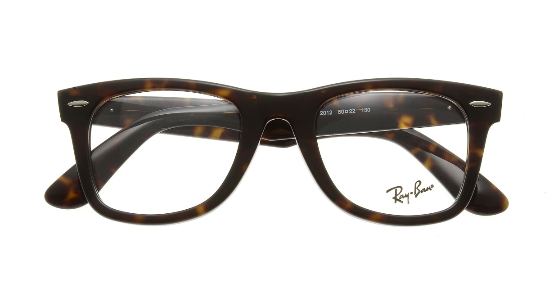 レイバン WAYFARER RX5121F-2012-50 [ウェリントン/べっ甲柄]  3