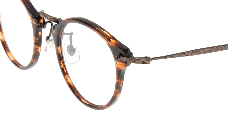 Oh My Glasses TOKYO Luke omg-025-14-31 [鯖江産/丸メガネ/茶色]  4