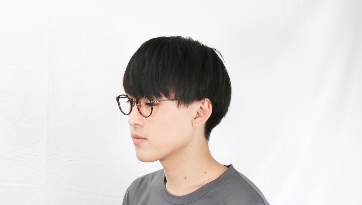 Oh My Glasses TOKYO Luke omg-025-14-31 [鯖江産/丸メガネ/茶色]  11