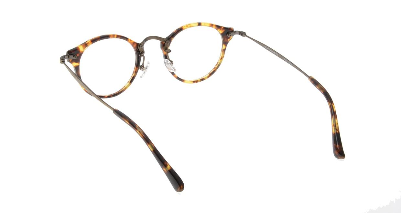 Oh My Glasses TOKYO Luke omg-025-22-12 [鯖江産/丸メガネ/べっ甲柄]  2