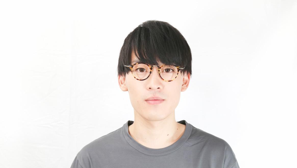 Oh My Glasses TOKYO Luke omg-025-22-12 [鯖江産/丸メガネ/べっ甲柄]  9