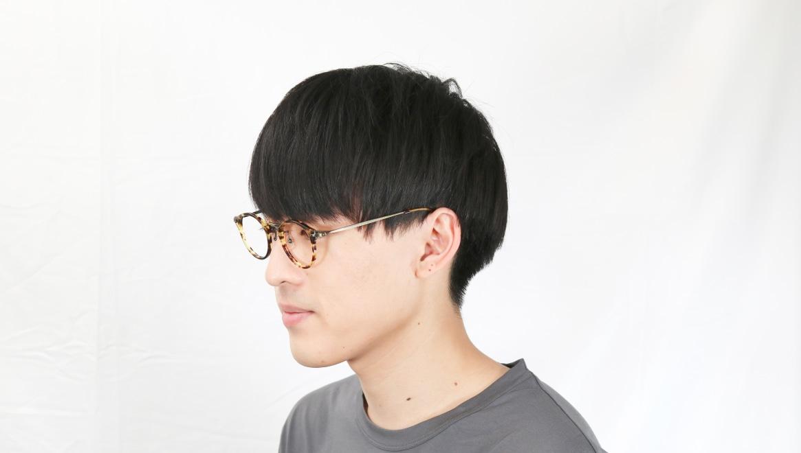 Oh My Glasses TOKYO Luke omg-025-22-12 [鯖江産/丸メガネ/べっ甲柄]  10