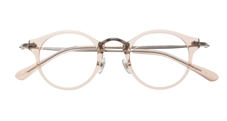 Oh My Glasses TOKYO Luke omg-025-54-20 [鯖江産/丸メガネ/透明]  3