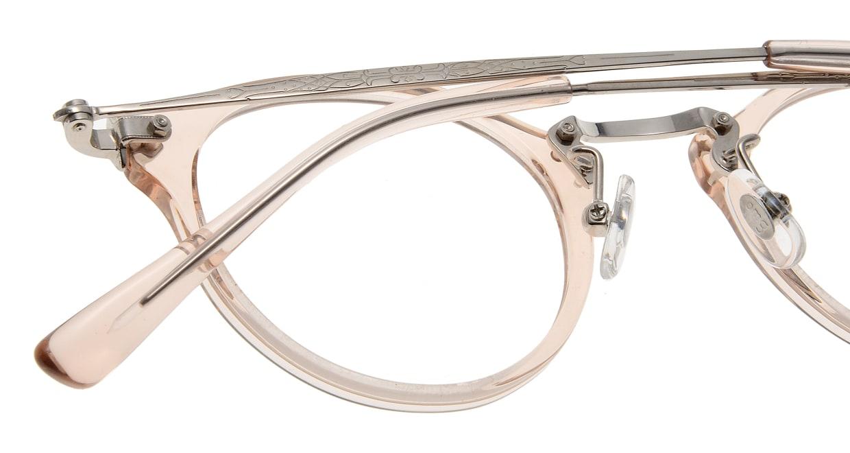 Oh My Glasses TOKYO Luke omg-025-54-20 [鯖江産/丸メガネ/透明]  4