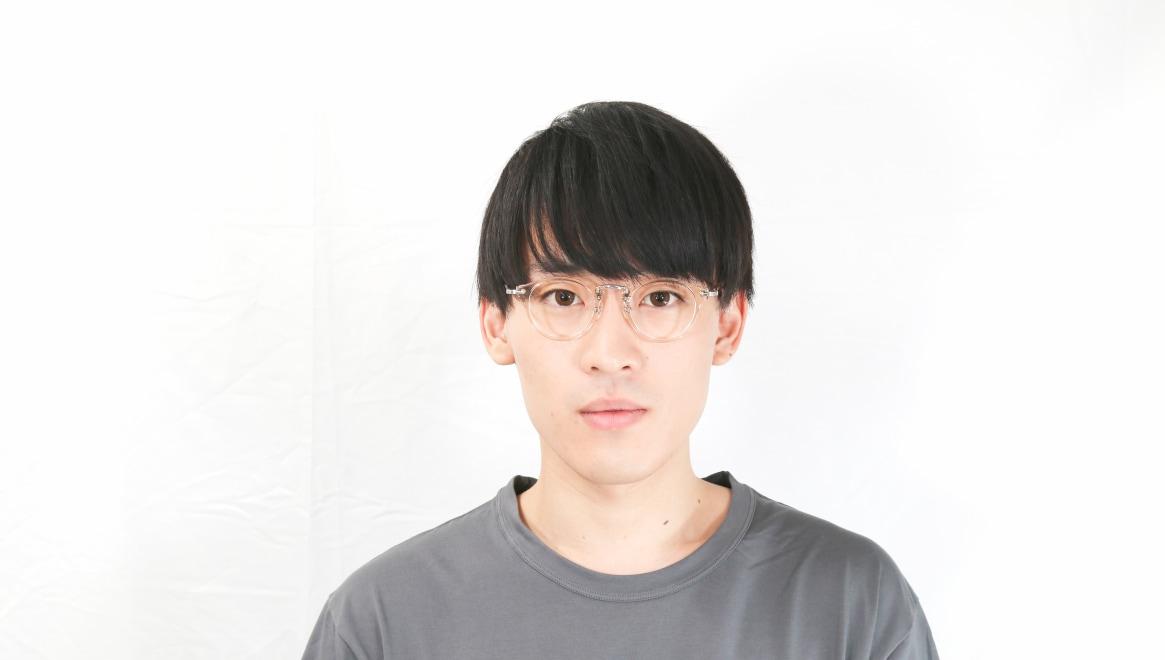 Oh My Glasses TOKYO Luke omg-025-54-20 [鯖江産/丸メガネ/透明]  6