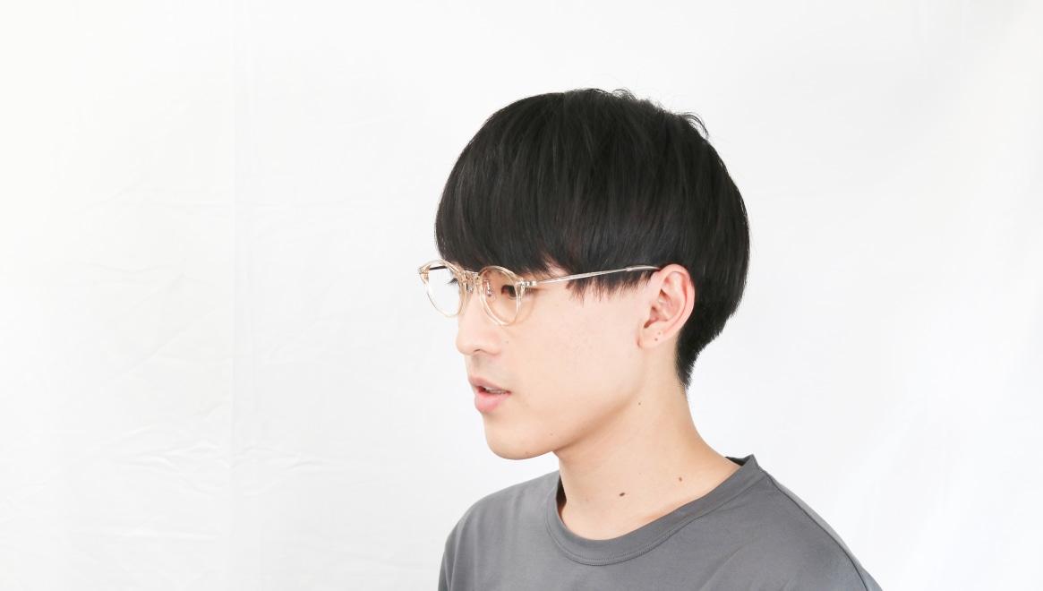 Oh My Glasses TOKYO Luke omg-025-54-20 [鯖江産/丸メガネ/透明]  7
