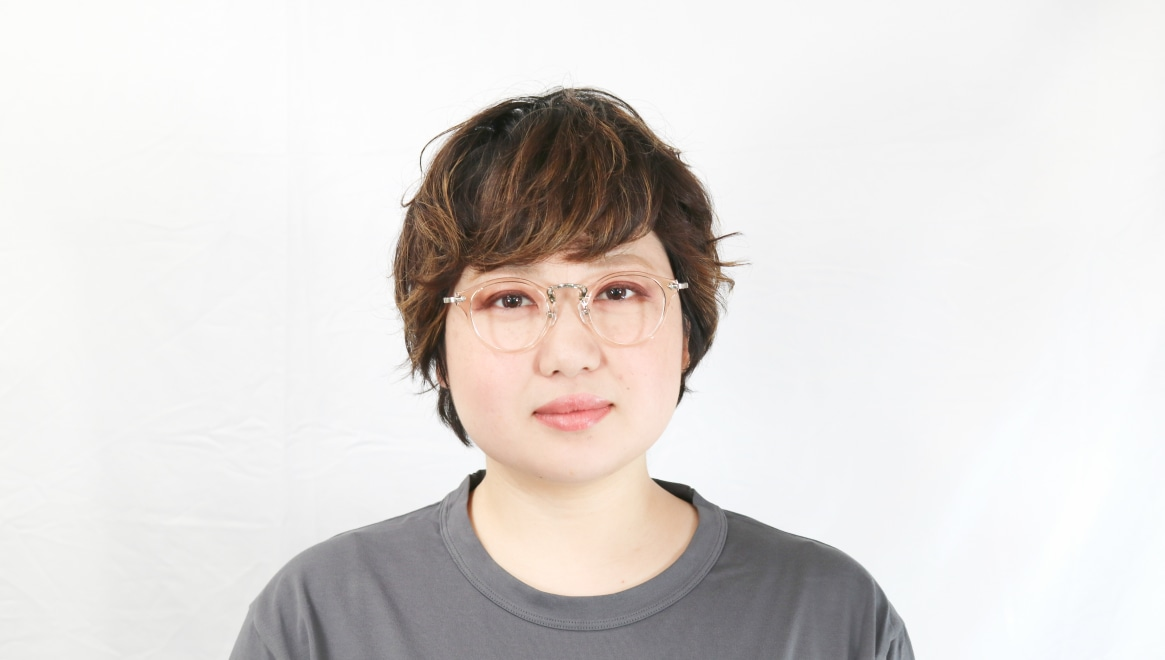 Oh My Glasses TOKYO Luke omg-025-54-20 [鯖江産/丸メガネ/透明]  8