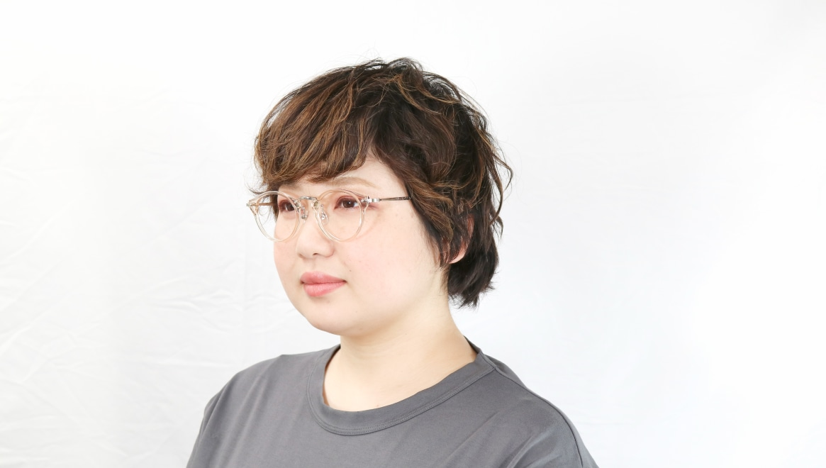 Oh My Glasses TOKYO Luke omg-025-54-20 [鯖江産/丸メガネ/透明]  9