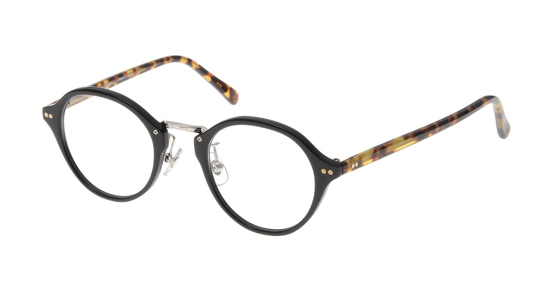 Oh My Glasses TOKYO Matthew omg-026-1 [黒縁/鯖江産/丸メガネ]