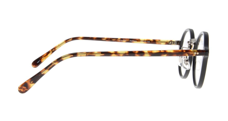 Oh My Glasses TOKYO Matthew omg-026-1 [黒縁/鯖江産/丸メガネ]  1