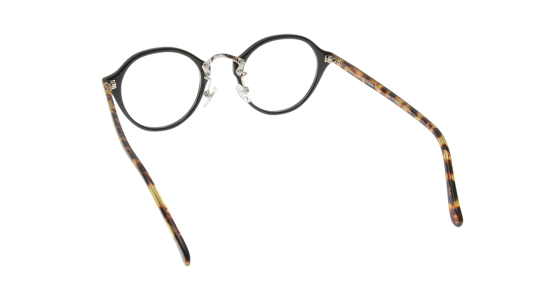 Oh My Glasses TOKYO Matthew omg-026-1 [黒縁/鯖江産/丸メガネ]  2