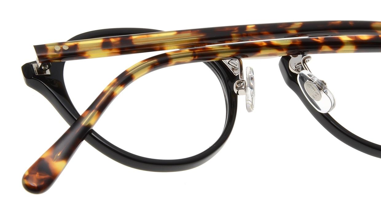 Oh My Glasses TOKYO Matthew omg-026-1 [黒縁/鯖江産/丸メガネ]  4