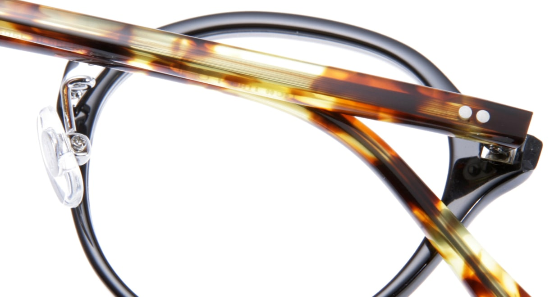 Oh My Glasses TOKYO Matthew omg-026-1 [黒縁/鯖江産/丸メガネ]  7
