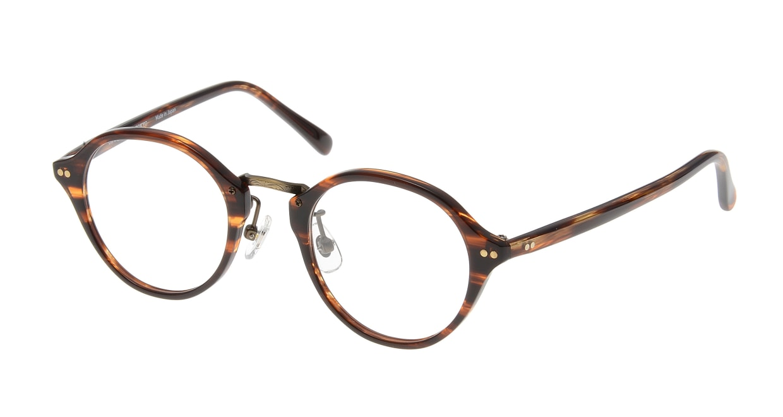 Oh My Glasses TOKYO Matthew omg-026-2 [鯖江産/丸メガネ/べっ甲柄]