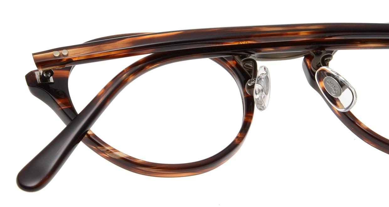 Oh My Glasses TOKYO Matthew omg-026-2 [鯖江産/丸メガネ/べっ甲柄]  4