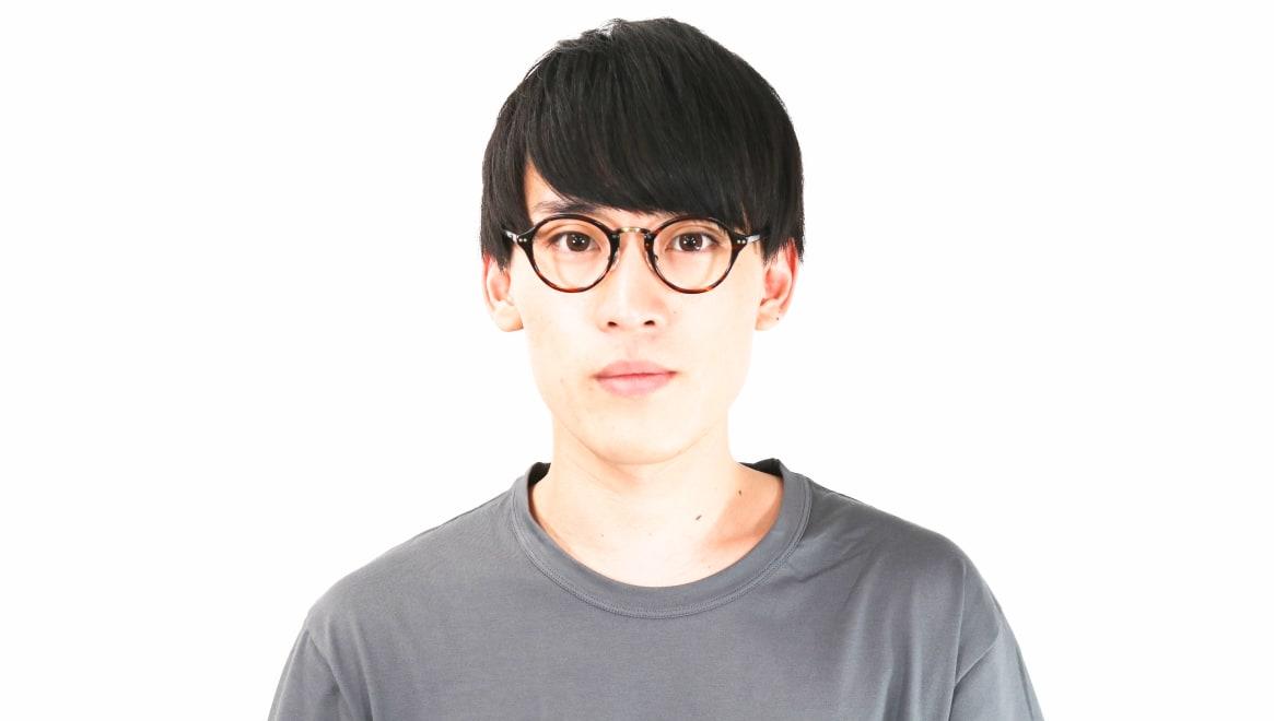 Oh My Glasses TOKYO Matthew omg-026-2 [鯖江産/丸メガネ/べっ甲柄]  8