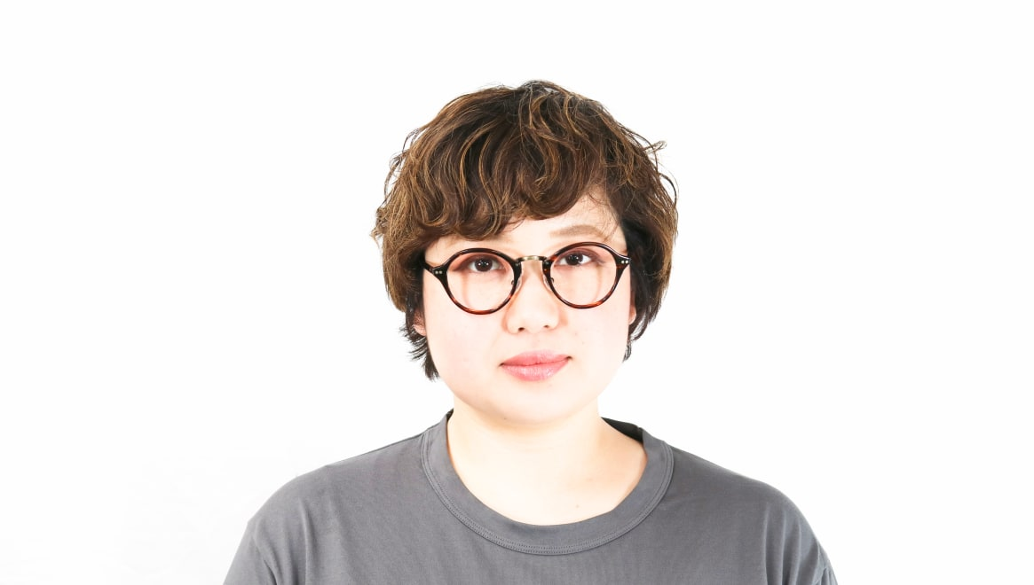 Oh My Glasses TOKYO Matthew omg-026-2 [鯖江産/丸メガネ/べっ甲柄]  10