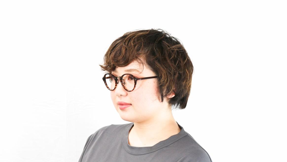 Oh My Glasses TOKYO Matthew omg-026-2 [鯖江産/丸メガネ/べっ甲柄]  11