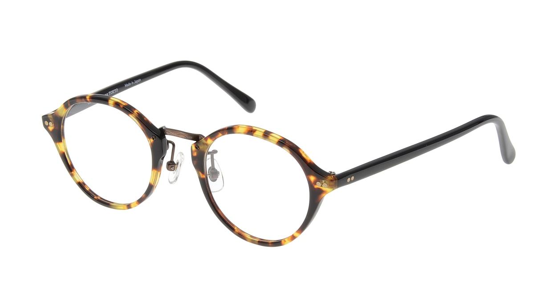 Oh My Glasses TOKYO Matthew omg-026-3 [鯖江産/丸メガネ/べっ甲柄]