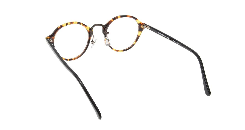 Oh My Glasses TOKYO Matthew omg-026-3 [鯖江産/丸メガネ/べっ甲柄]  2