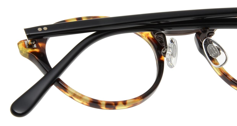 Oh My Glasses TOKYO Matthew omg-026-3 [鯖江産/丸メガネ/べっ甲柄]  4