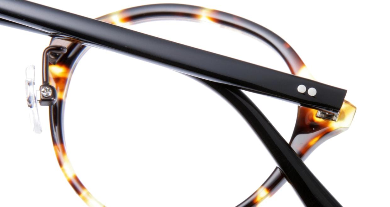 Oh My Glasses TOKYO Matthew omg-026-3 [鯖江産/丸メガネ/べっ甲柄]  11