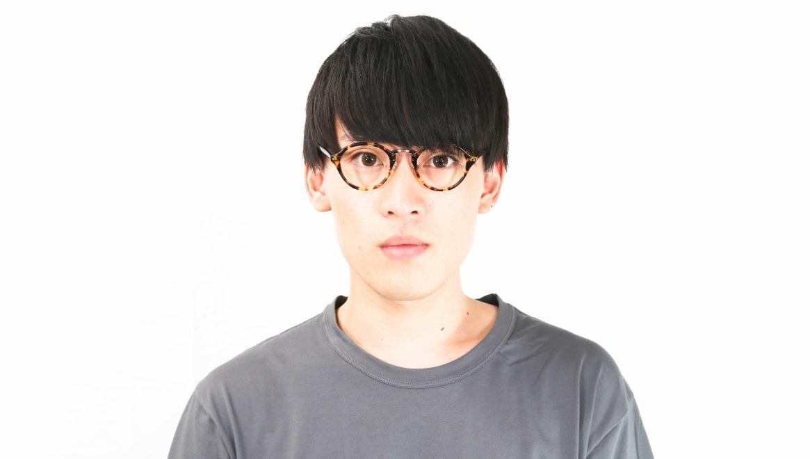 Oh My Glasses TOKYO Matthew omg-026-3 [鯖江産/丸メガネ/べっ甲柄]  9