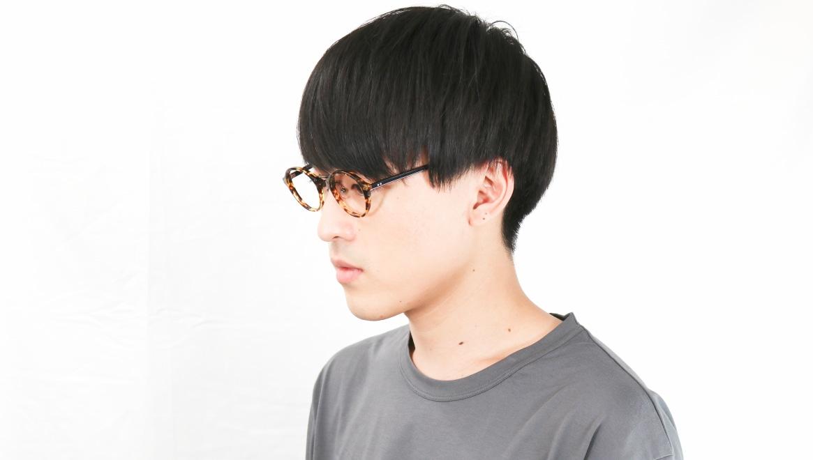 Oh My Glasses TOKYO Matthew omg-026-3 [鯖江産/丸メガネ/べっ甲柄]  10