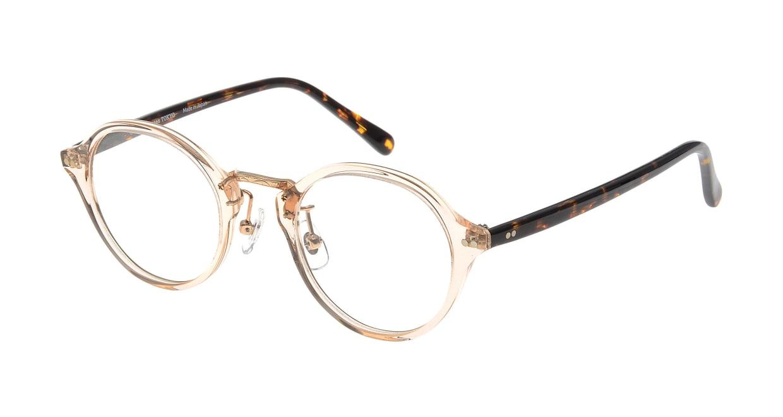 Oh My Glasses TOKYO Matthew omg-026-4 [鯖江産/丸メガネ/透明]