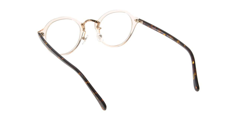 Oh My Glasses TOKYO Matthew omg-026-4 [鯖江産/丸メガネ/透明]  2