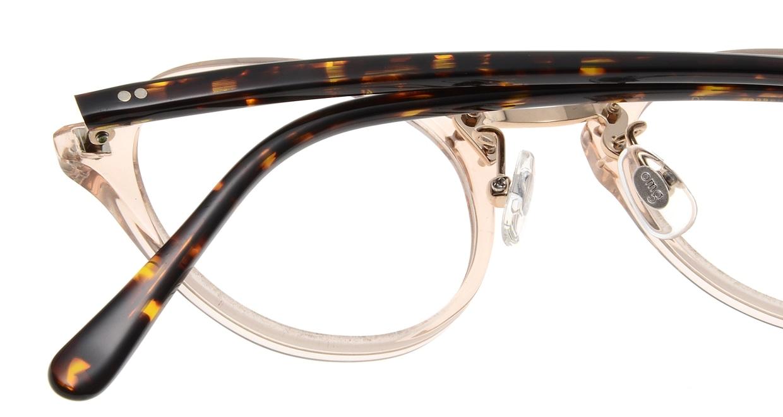 Oh My Glasses TOKYO Matthew omg-026-4 [鯖江産/丸メガネ/透明]  4