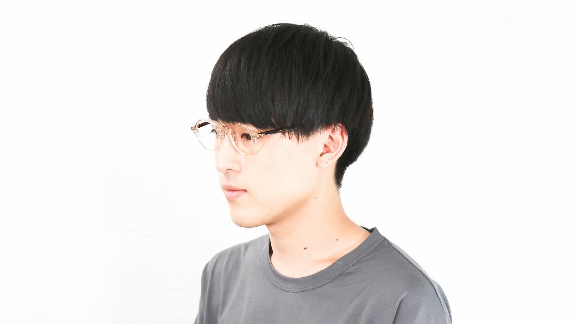 Oh My Glasses TOKYO Matthew omg-026-4-45 [鯖江産/丸メガネ/透明]  8
