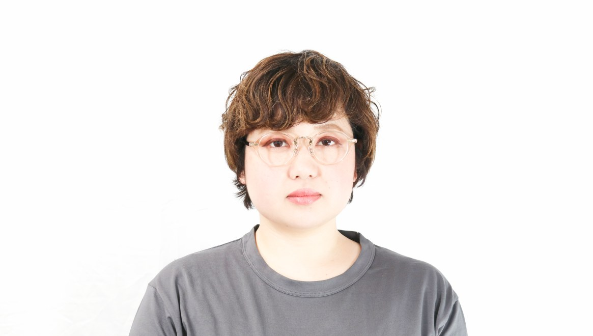 Oh My Glasses TOKYO Matthew omg-026-4-45 [鯖江産/丸メガネ/透明]  9